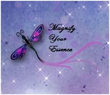 Magnify Your Essence logo