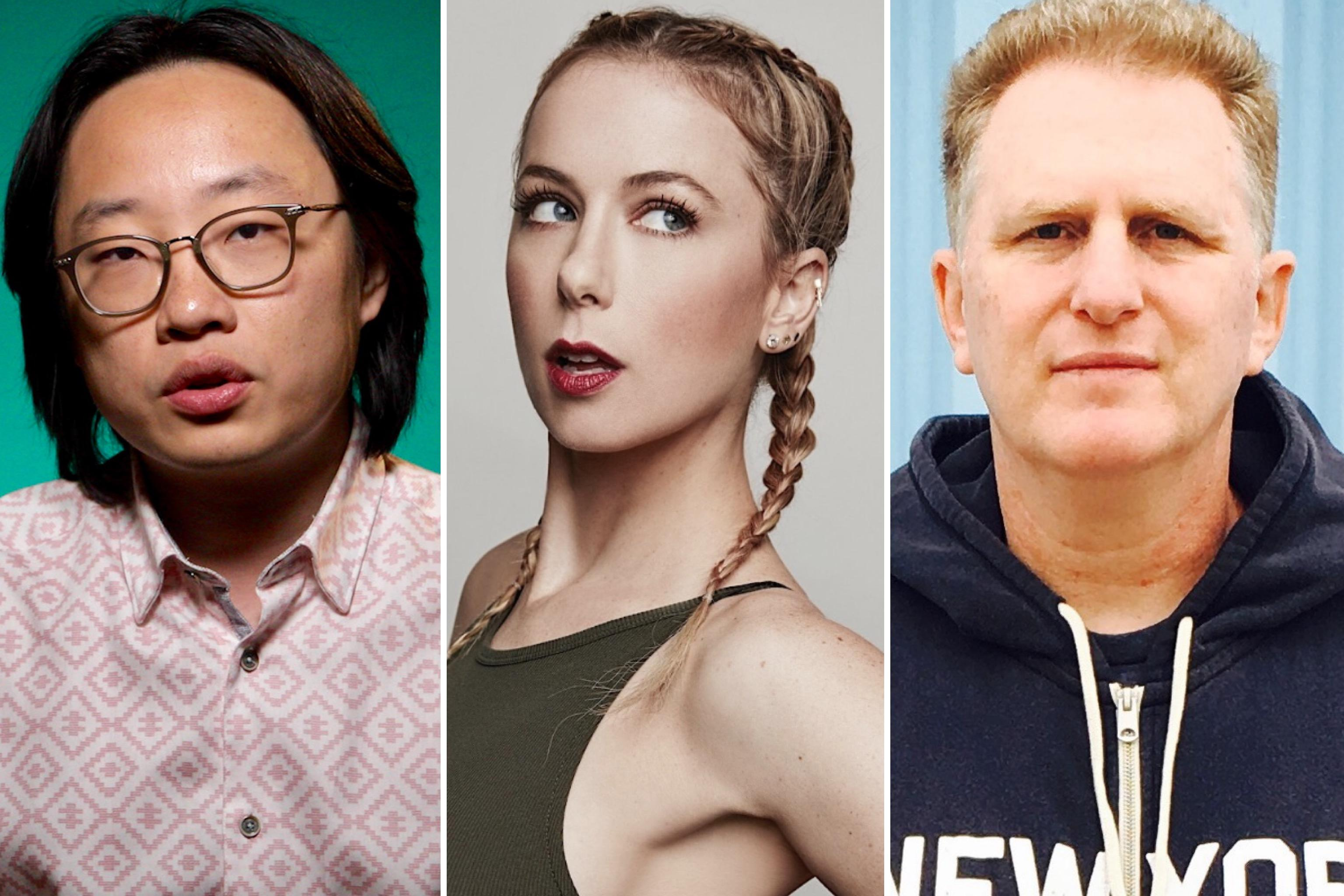 Iliza Shlesinger, Michael Rapaport, Jimmy O Yang and Very Special Guests