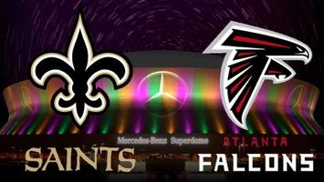 ATLANTA FALCONS VS NEW ORLEANS SAINTS ROADTRIP WITH...