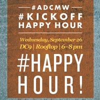 Fall #ADCMW #Kickoff Happy Hour