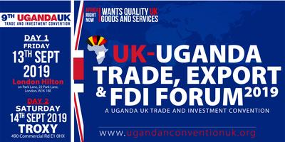 UGANDA-UK TRADE AND  INVESTMENT CONVENTION