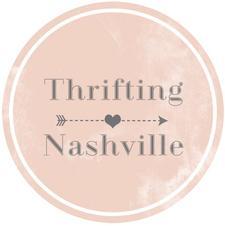 Thrifting Nashville logo