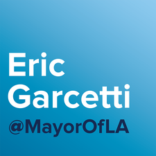 LA Mayor Eric Garcetti's Office of Economic Development logo