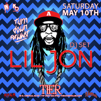 LIL JON 5.10.14 | Tier Nightclub