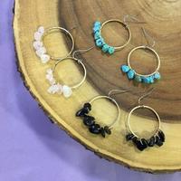 Jewelry Making Workshop: Hoop Earrings