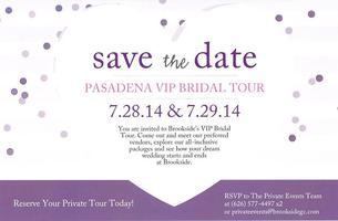 Pasadena VIP Bridal Tour