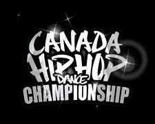 Canada Hip Hop Dance Championship logo