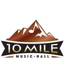 10 Mile Music Hall logo