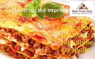 Corso di cucina express - Primi al forno, lasagne,...