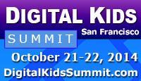 Digital Kids Summit 2014 Sponsorships