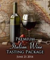 Premium Italian Wine Tasting