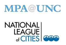 MPA@UNC | National League of Cities logo