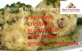 Corso di cucina express - Crespelle, canederli,...