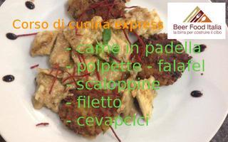 Corso di cucina express - Carne in padella, polpette,...