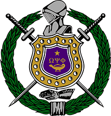 Omega Psi Phi Fraternity, Inc. - BLL (Gwinnett) Chapter logo