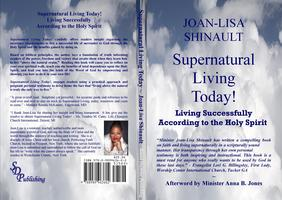 Supernatural Living Today! Online Book Sales (May)