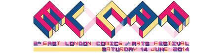 ELCAF - 3rd East London Comics & Arts Festival