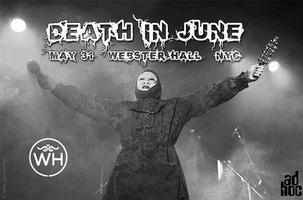 AdHoc Presents: Death In June