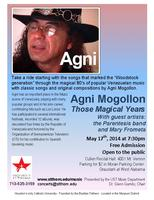 Agni Mogollon: Those Magical Years