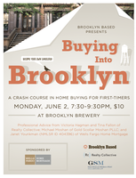 Buying into Brooklyn: A Crash Course in Home Buying...