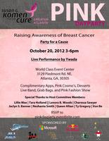 Ultimate Susan G. Komen Breast Cancer Pink DayParty