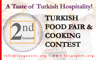 2nd Turkish Cooking Contest