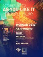 As You Like It: Freaky Friday Costume Party