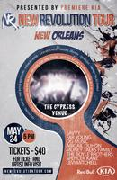 New Revolution Music Tour - New Orleans