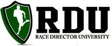 Gregory J. Evans, President & CEO Race Director University logo