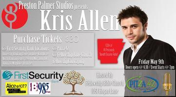 Kris Allen Tornado Relief Concert