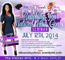 "Bella Kinks Presents ""Reaching Your Natural Hair..."