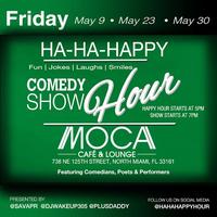 Ha Ha Happy Hour Comedy Show