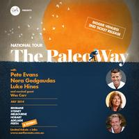 The Paleo Way with Pete Evans (Perth)