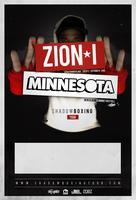 Zion I & Minnesota at The Blockley