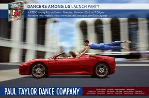 Paul Taylor Young Patrons/ Dancers Among Us launch...