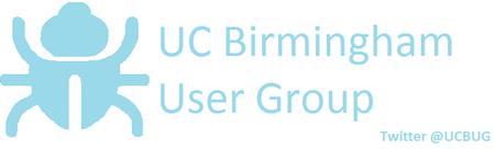 UC Birmingham User Group - Event 01