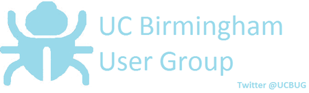 UC Birmingham User Group - Event 04