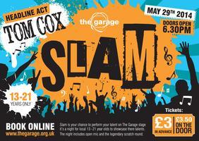 Slam Night! May 2014