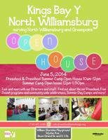 Summer Camp Open Houses