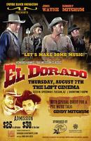 EL DORADO w/special guest Cindy Mitchum: Classic Movie...