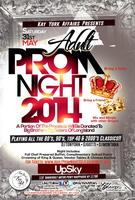 Adult PROM Night 2014