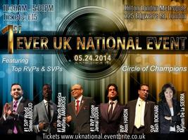 First Ever UK National Event