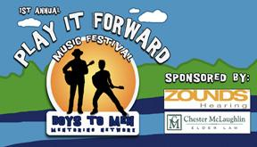 Play It Forward Music Fest to Benefit Boys to Men Mento...