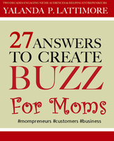 27Answers to Create Buzz for Moms