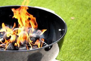 Second Saturday Barbecue!