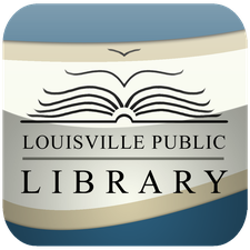 Louisville Department of Library & Museum Services logo