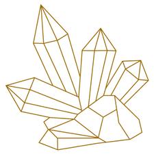 Katy Batt - The Crystal Academy logo