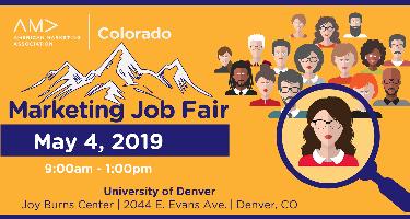 Marketing Job Fair