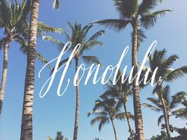 Calligraphy Workshop with Maybelle in Honolulu Hawai'i
