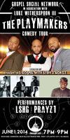 The Playmakers Comedy tour